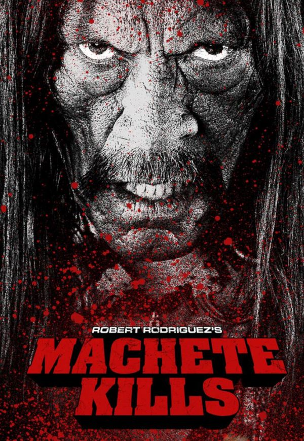 """Machete Kills"" poster"