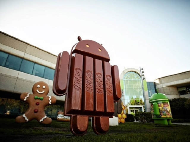 The New Android 4.4 KitKat Features