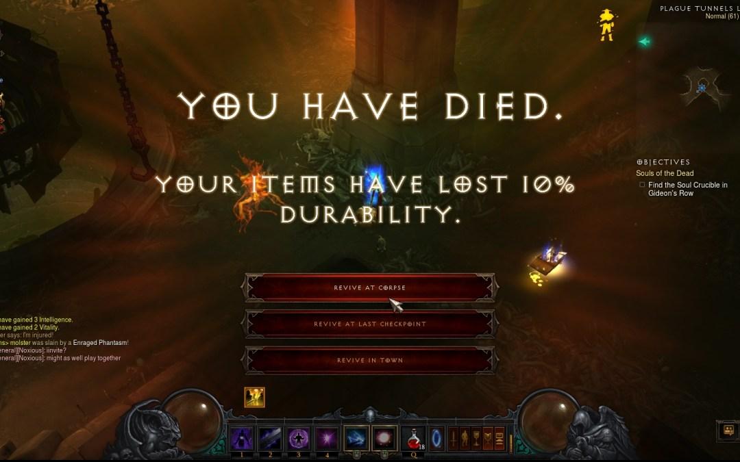 Diablo 3 Reaper of Souls BETA Screenshots and Details