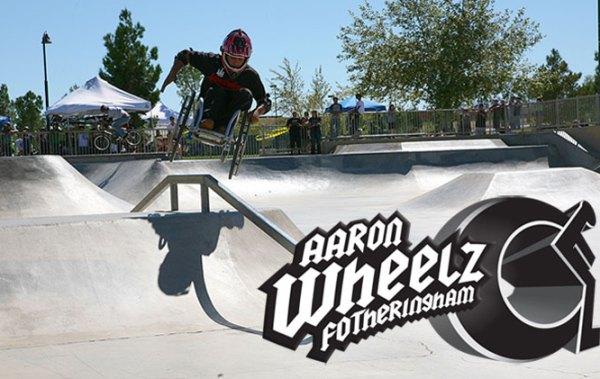 aaron Wheelz