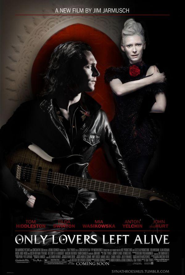 """Only Lover Left Alive"" poster"