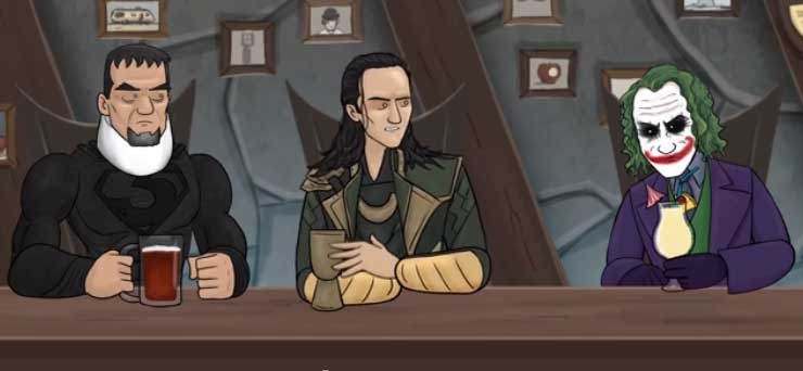 How Thor: The Dark World Should have Ended
