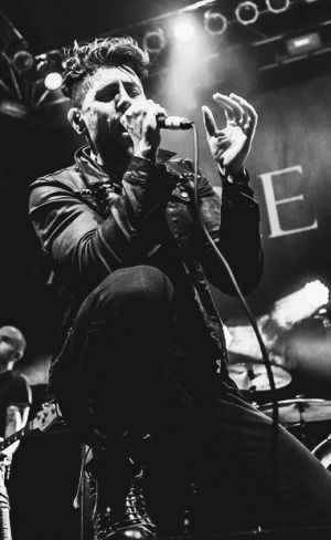 Frontman Davey Havok