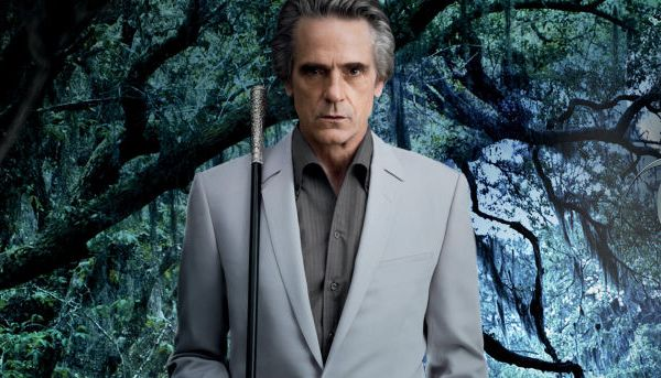 Jeremy Irons cast as Alfred
