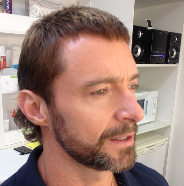 First look at Hugh Jackman in Chappie