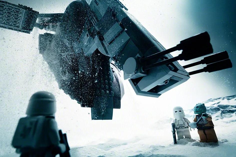 Amazing LEGO Star Wars Photos