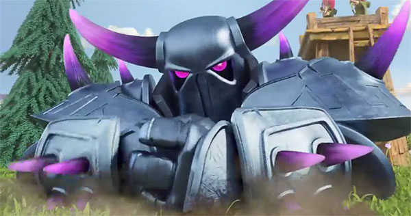 Clash of Clans Release Official Animated Videos on the Goblin, Giant and P.E.K.K.A.