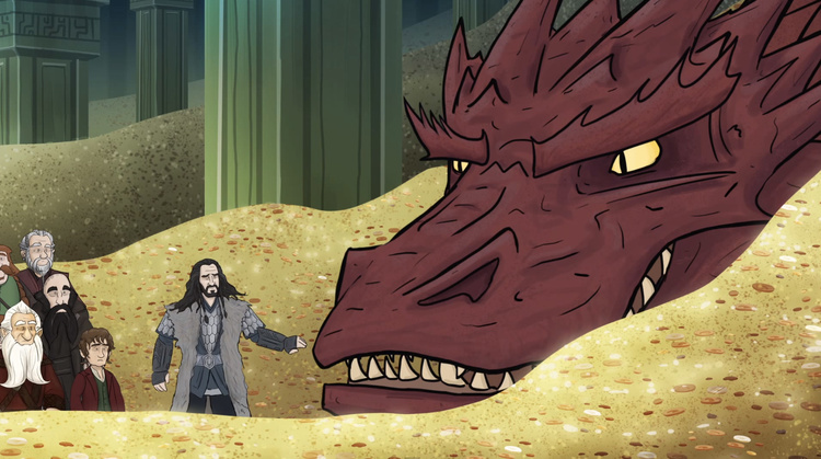 How 'The Hobbit: The Desolation of Smaug' Should Have ended
