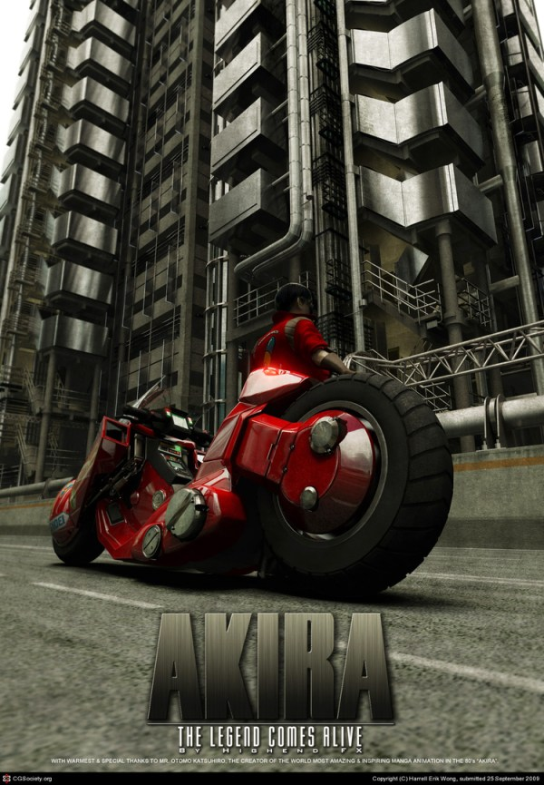 Yes Please! Akira Movie Trilogy May Still Happen!