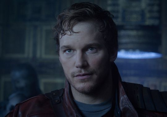 """Chris Pratt stars as Peter Quill, aka Star-Lord, a child of the 1980s and main """"Guardians of the Galaxy"""" hero who was taken from Earth when he was 9 and raised in space.(Photo: Marvel Studios)"""