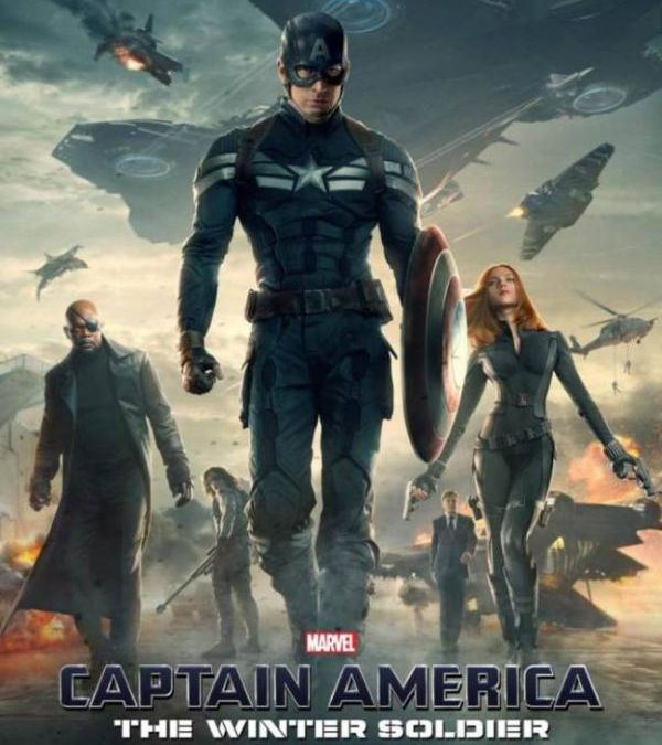 Record Breaking 'Captain America 2' Flushed Out Noah at the Box Office