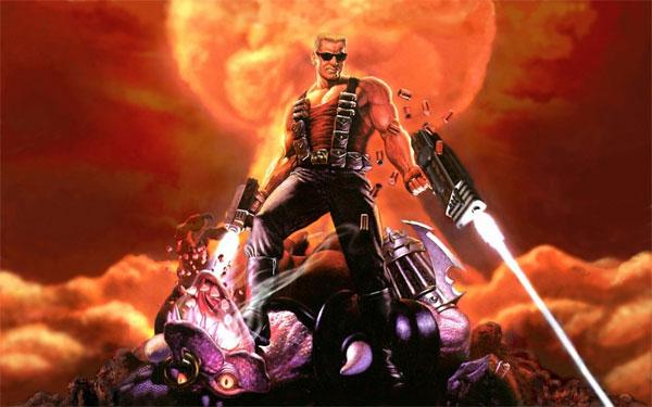 Website Teases New Duke Nukem Game  – Duke Nukem: Mass Destruction
