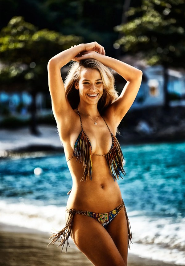 Kate upton swimsuit edition outtakes - 1 5