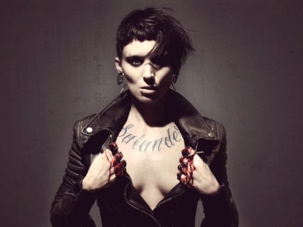 Lisbeth Salander - Rooney Mara - Girl with the Dragon Tattoo