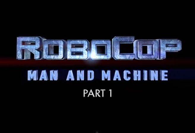 'RoboCop' Featurette Discusses 'Man and Machine'