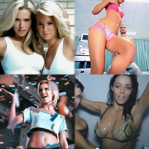 Top 20 Sexiest Dance Music Videos of All Time