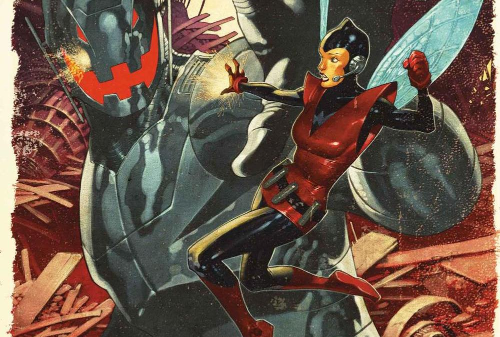 First Look at What If: Age of Ultron Comic Book Series