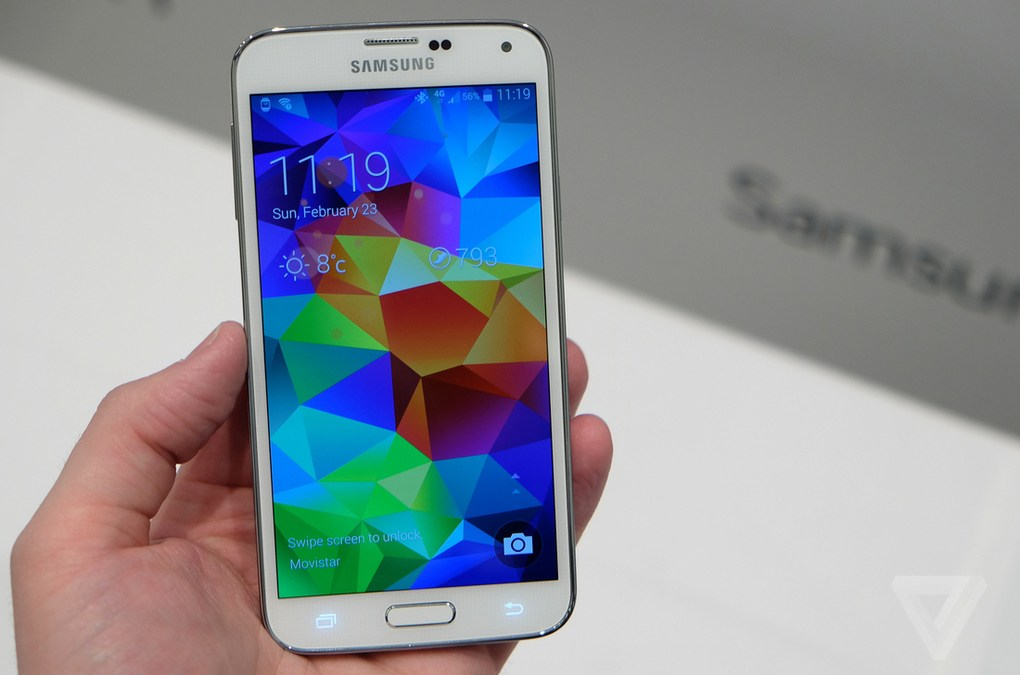 The New Samsung Galaxy S5 – Everything you Need to Know