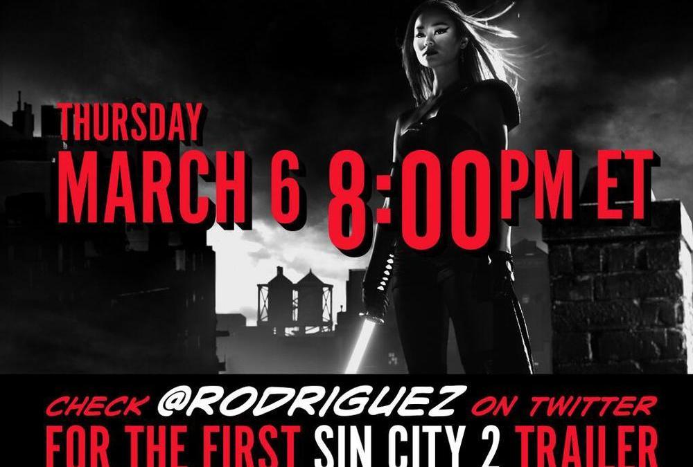 Sin City 2 Trailer Drops Tonight