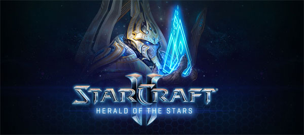 Starcraft 2 Edition - Herald of the Stars