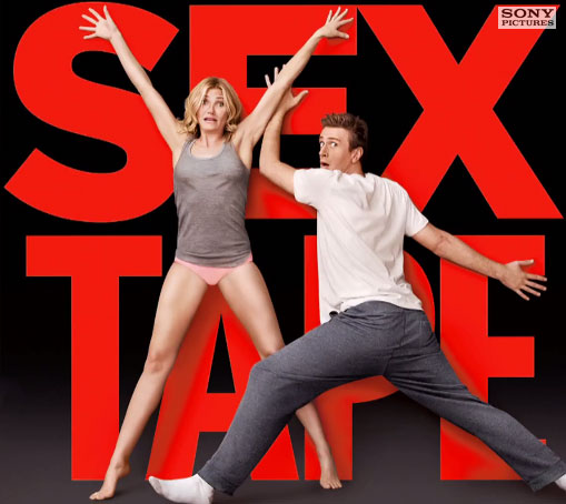 Don't Miss Cameron Diaz in Sex Tape
