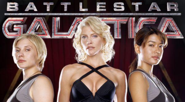 'Battlestar Galactica' series