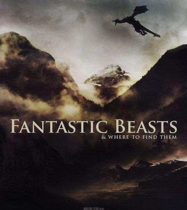 'Fantastic Beasts and Where to Find Them' Will be Shot in the UK