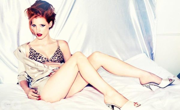 Jessica Chastain Offered a Part in 'Mission: Impossible 5'?