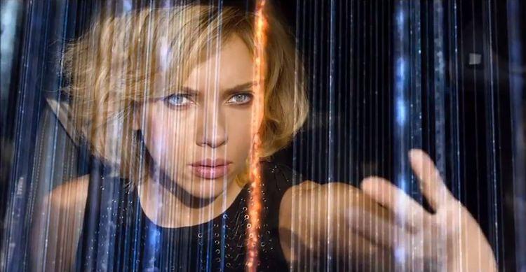 Second Trailer for Scarlett Johannson in Lucy