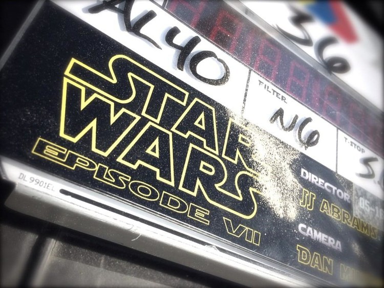 Star Wars Episode 7 Starts Shooting Today