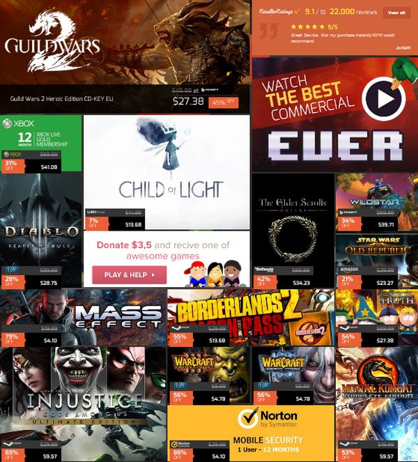 G2A Weekly Gaming Sale – Up to 80% Off!