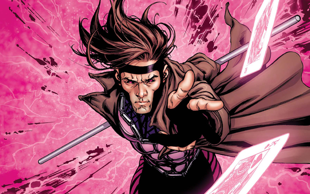 Channing Tatum Teases Gambit Movie