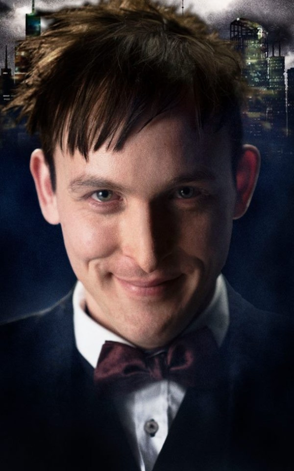 Robin Taylor Lord as Oswald Cobblepot, The Penguin