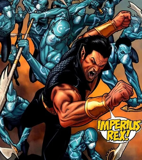 """Is Legendary and Universal Planning a """"Namor: The Sub Mariner"""" Movie?"""