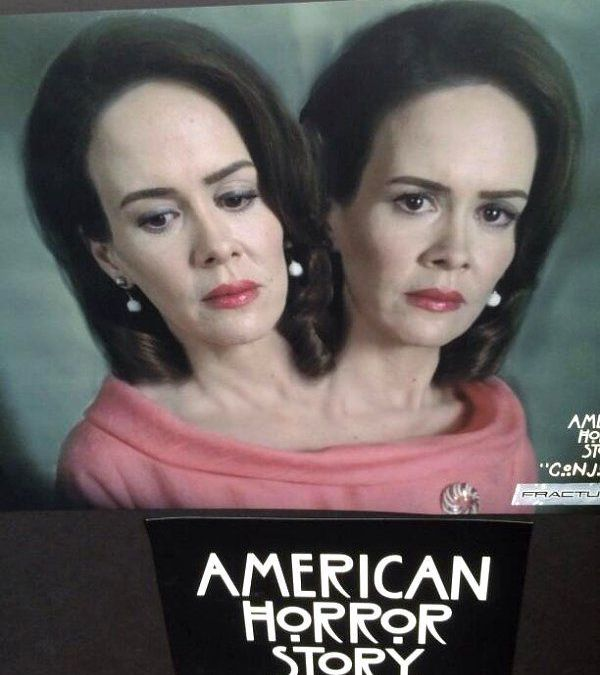 First Picture of Sarah Paulson Revealed for 'American Horror Story: Freak Show'