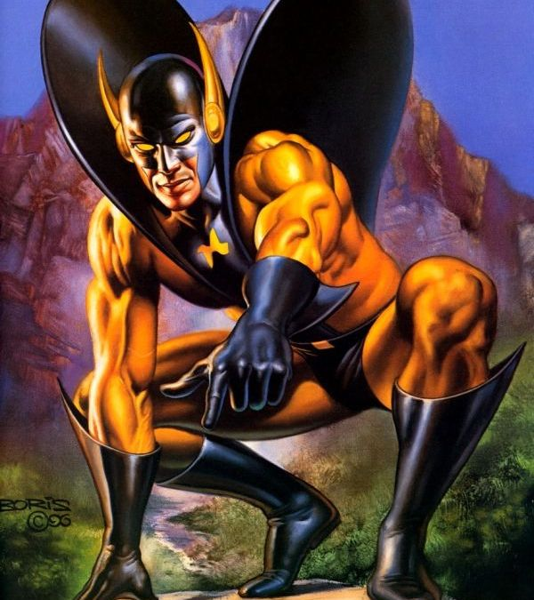 Is Yellowjacket the Main Villain in 'Ant-Man'?