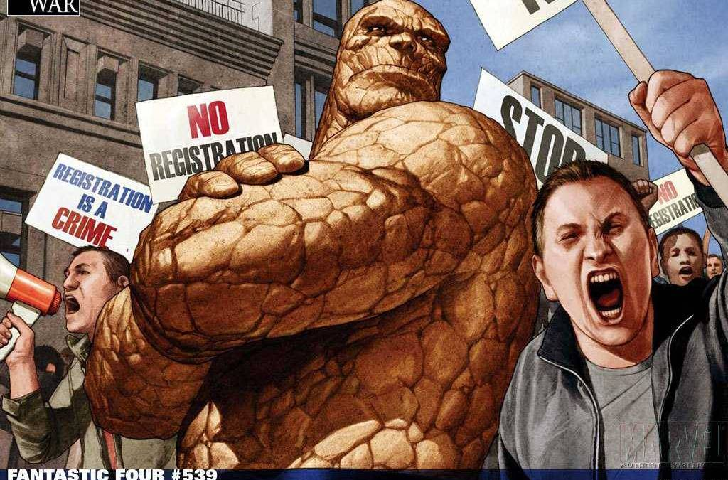 'Fantastic Four' Reboot Set to Have Found Footage Feel