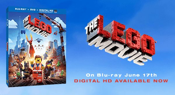 Contest: Everything is Awesome LEGO Blu-Ray Giveaway