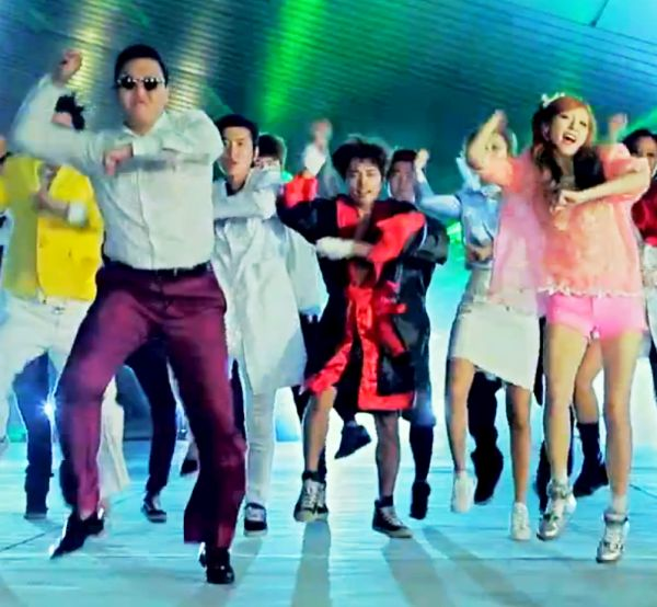 PSY's 'Gangnam Style' Rules YouTube with Record Breaking 2 Billion Views