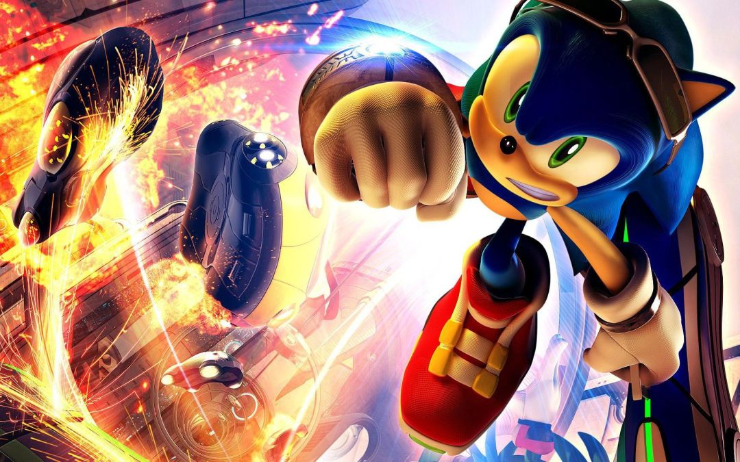 'Sonic' Live-Action and CG Animation Hybrid Film Announced