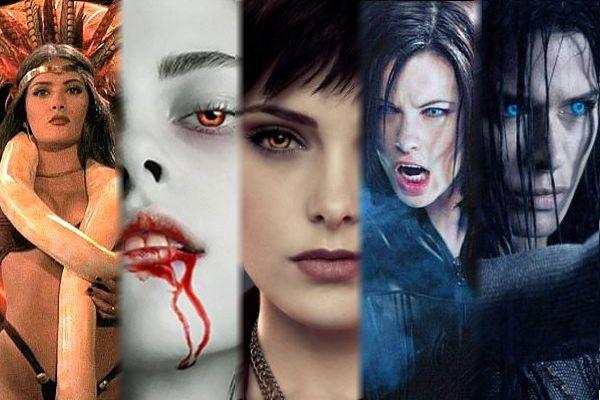 Top 20 Sexiest Female Vampires