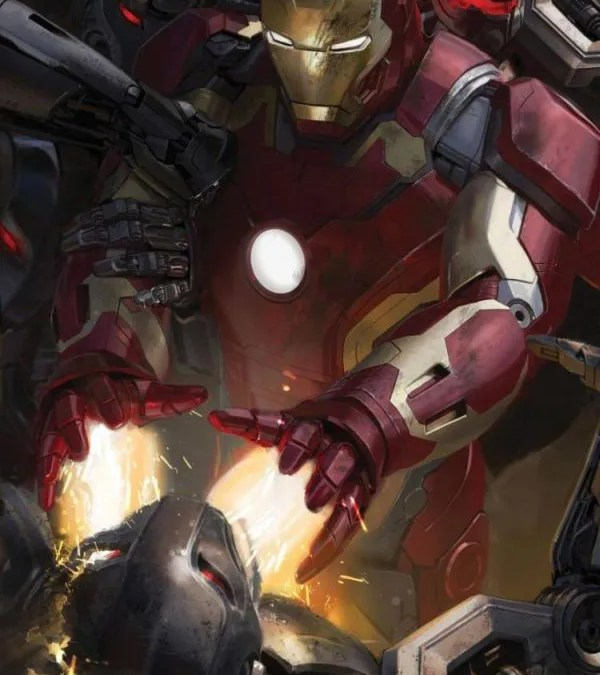Comic-Con: Amazing Marvel Concept Arts Released for 'Ant-Man' and 'Avengers: Age of Ultron'