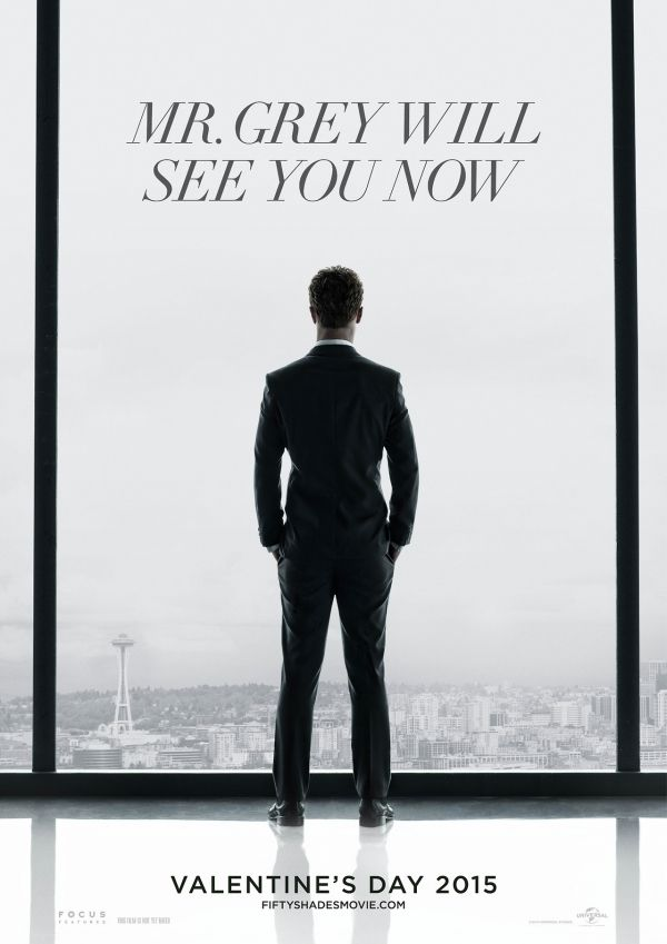 'Fifty Shades of Grey' Poster