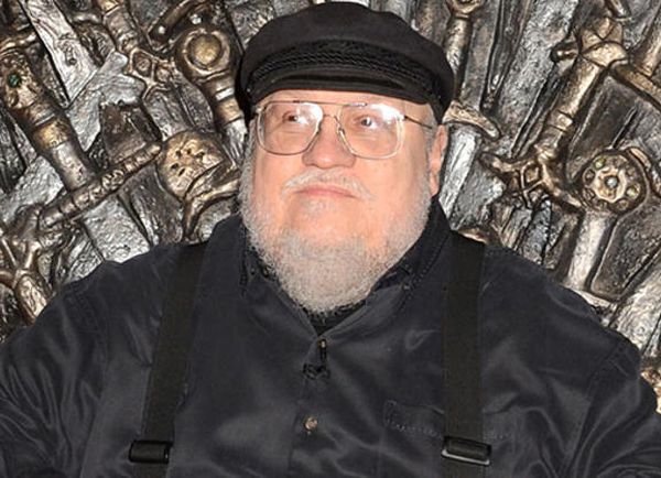 """Game of Thrones"" Author George R. R. Martin Says ""f**k you"" to Offensive Fans Question"