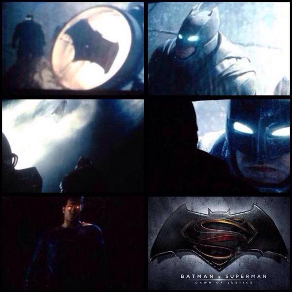 leaked batman v superman