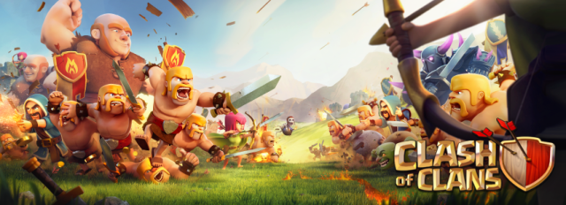 Clash of Clans Super Bowl Add With Liam Neeson