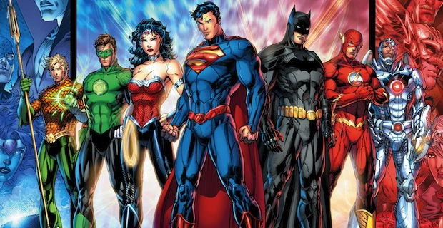 DC Movies Heading Our Way From 2016 to 2020