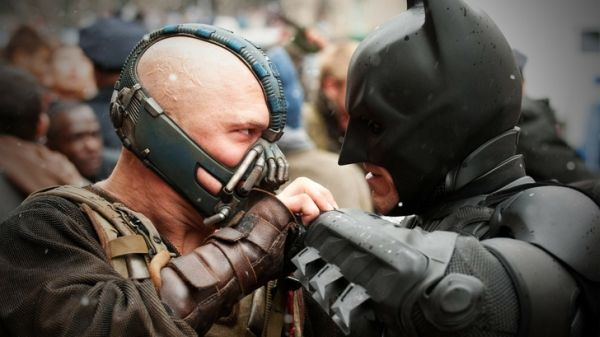 """Wedding Crashers 2"" starring Bane and Batman"
