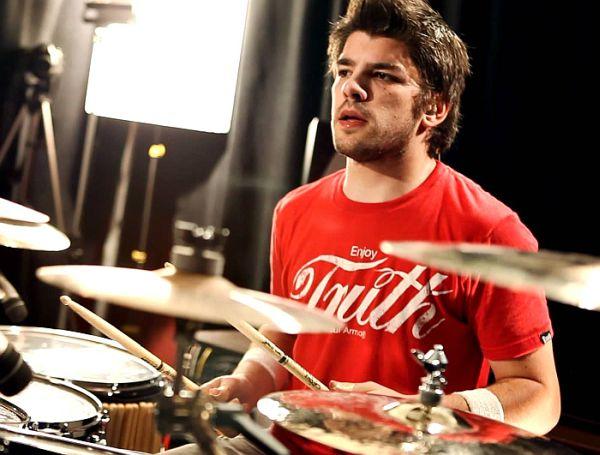 Meet YouTube SA Drummer Cobus Potgieter