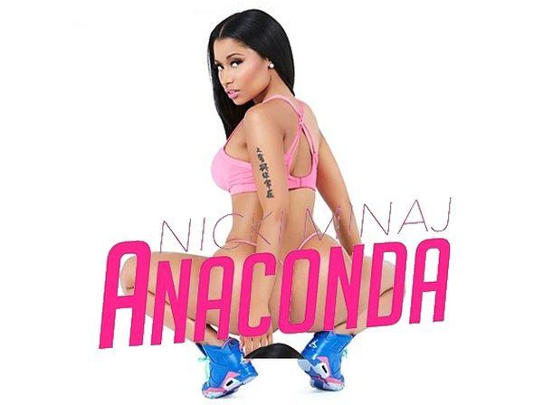 Nicki Minaj's 'Anaconda' Music Video Breaks Vevo Record